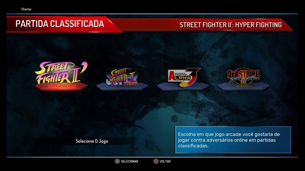 SF 30th Collection - Partida Classificada