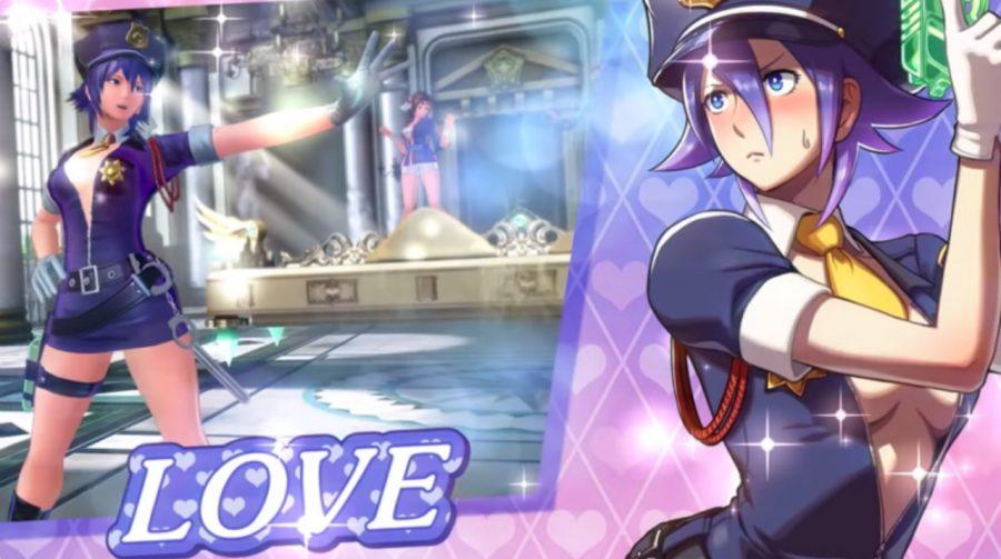 Love Heart se junta ao cartel de SNK Heroines Tag Team Frenzy