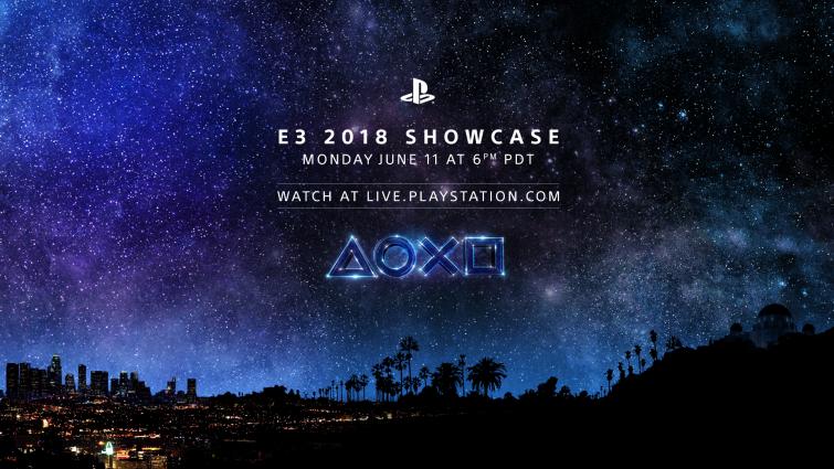 Com 'Big 4', Sony confirma conferência na E3 2018