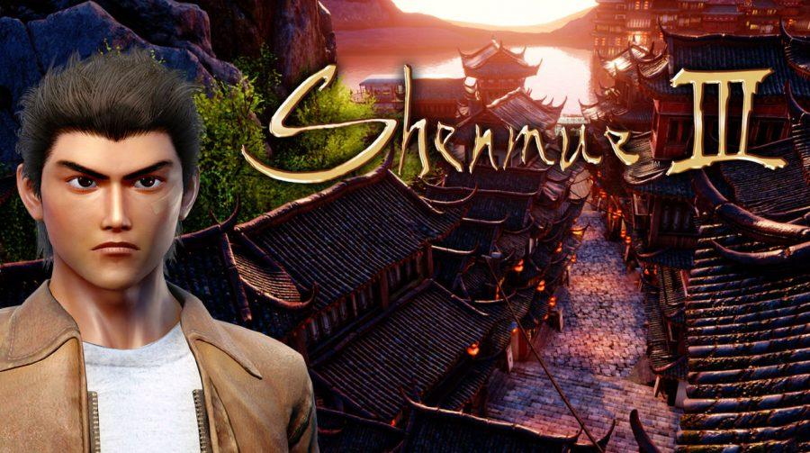 De novo! Shenmue 3 é adiado para 2019