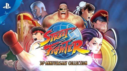 Street Fighter Collection receberá atualização esta semana; veja melhorias