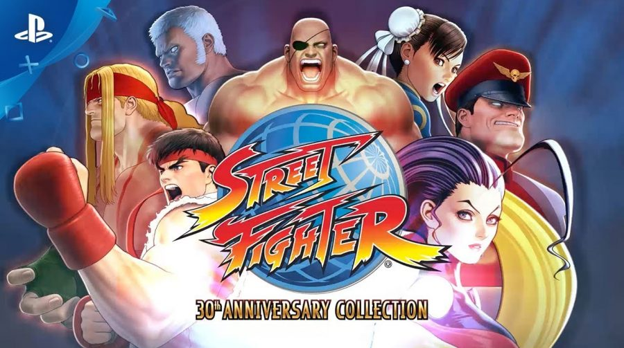 Street Fighter 30th Anniversary Collection: Vale a Pena?