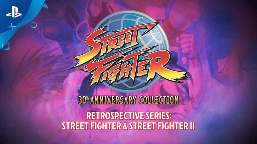 Vídeo nostálgico resgata franquia Street Fighter; confira