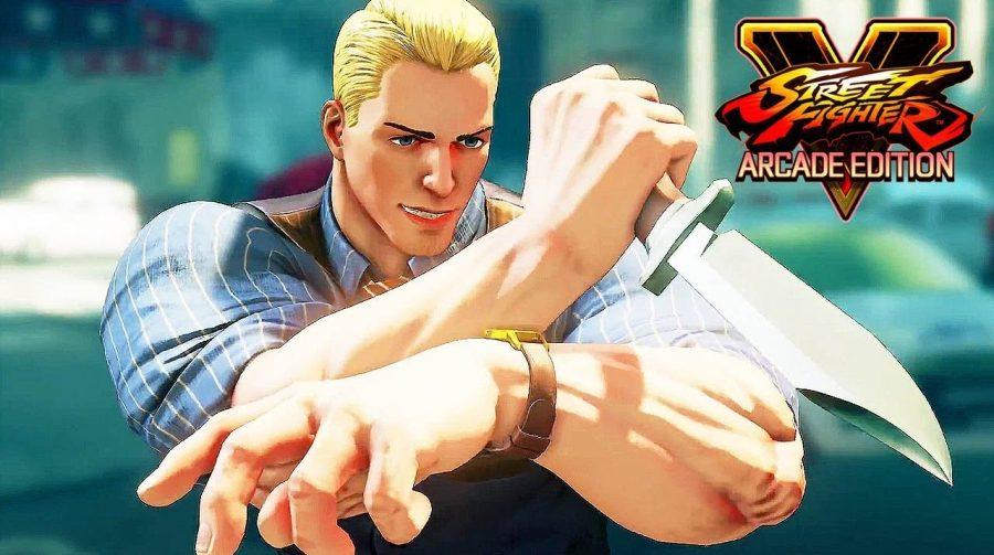 Cody chega a Street Fighter V em novo trailer;confira