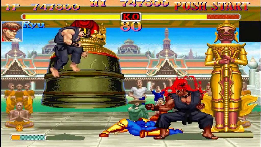 Super Street Fighter 2 Turbo - Gameplay