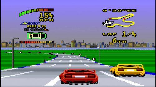 Confira 5 jogos clássicos que tinham escassez de combustível