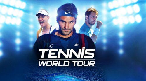 Tennis World Tour chegou sem modos multiplayer online; entenda