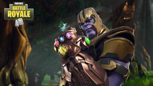 Pede para nerfar! Epic Games promove 'balanceamento' em Thanos