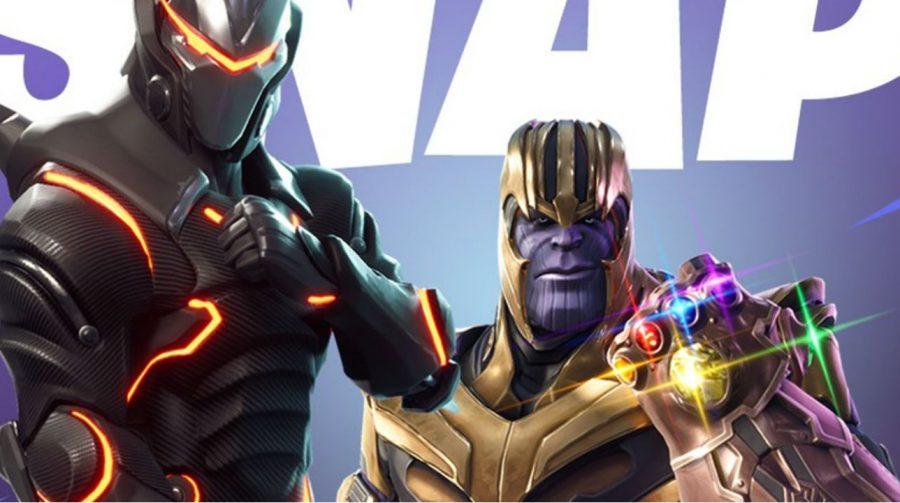 Fortnite terá evento crossover com Vingadores: Guerra Infinita a partir de amanhã