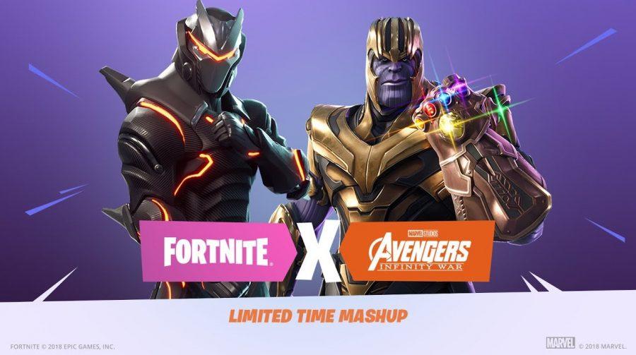 Thanos chegou! Crossover entre Fornite e Vingadores já está no ar; veja