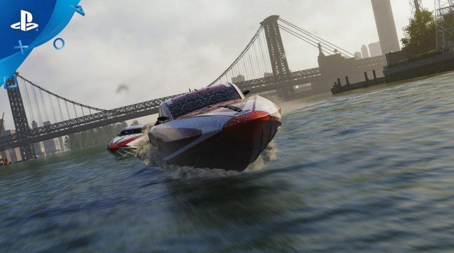 The Crew 2: lanchas são destaques de novo vídeo do game; assista