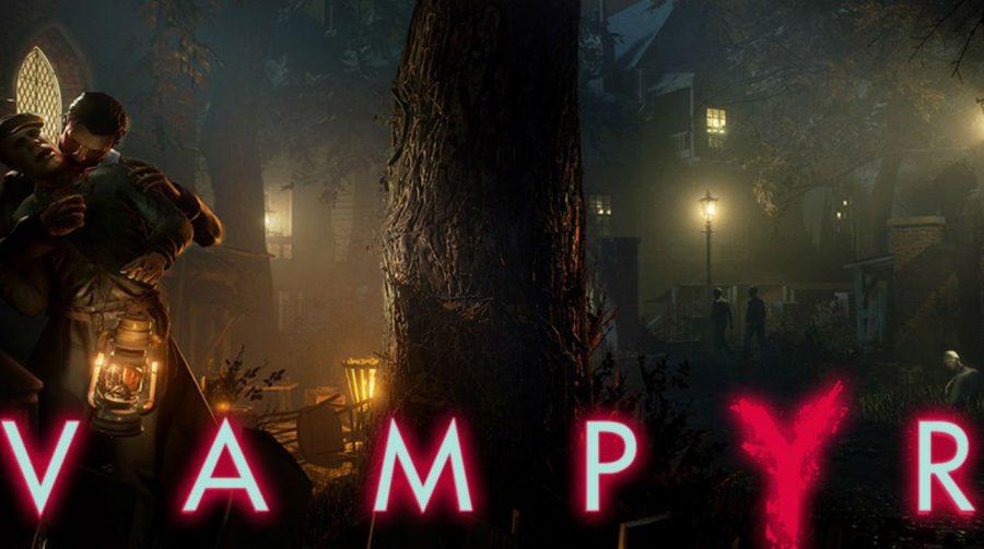 Vampyr é um sucesso financeiro, revela Focus Home Interactive