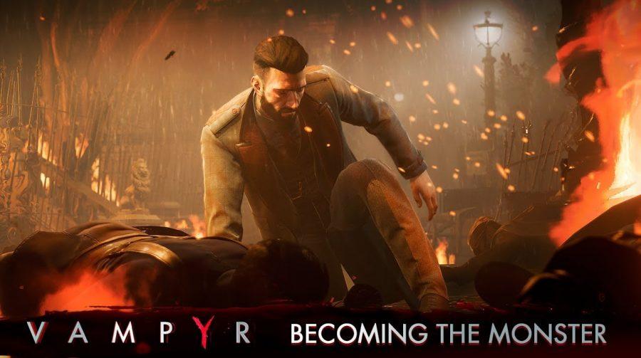 Vampyr ganha trailer de gameplay cheio de ação; assista
