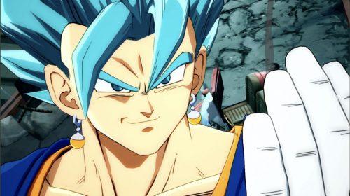 Vegito SSGSS e Zamasu Fundido chegam Dragon Ball FighterZ no fim do mês
