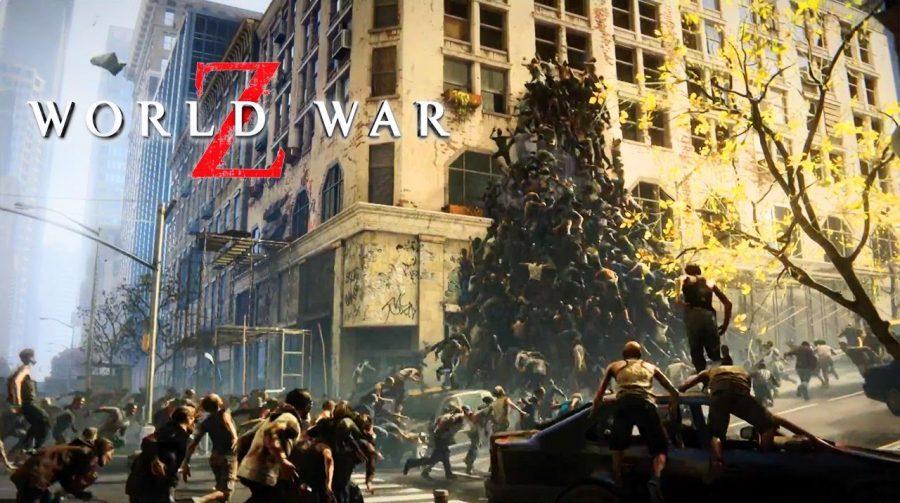 Infestação de zumbis! World War Z recebe novo trailer
