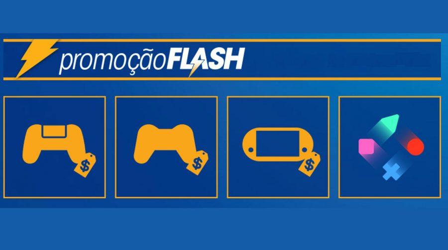 Sony anuncia Promoção Flash de maio na PSN; veja jogos