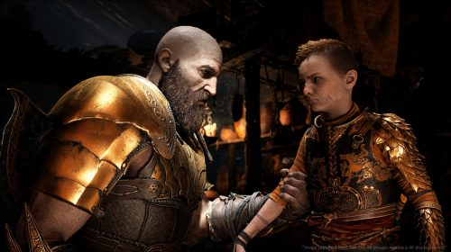 Para jogar de novo: God of War receberá New Game +