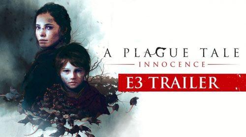A Plague Tale: Innocence: trailer destaca uma jornada emocionante; assista