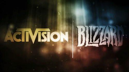 """Mesmo com pandemia, projetos da Activision estão no """"caminho certo"""""""