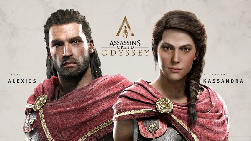 Com Kassandra protagonista, Assassin's Creed Odyssey vai virar livro