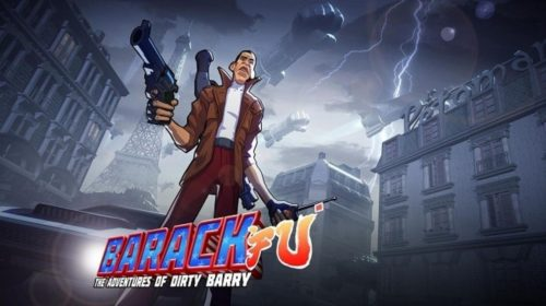 Barack Obama chega como DLC de Shaq-Fu: A Legend Reborn