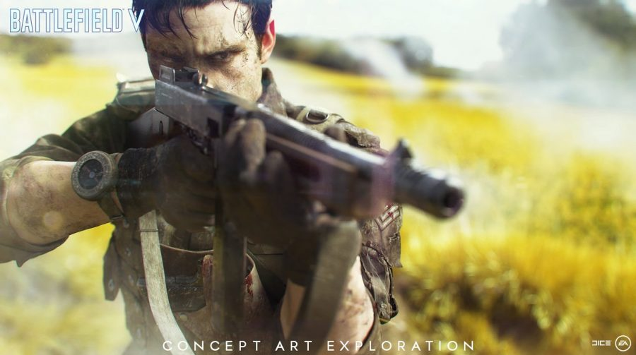 Flopou? Battlefield V já está em promoção nos Estados Unidos