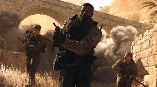 Terceira expansão de Call of Duty: WWII, Fronte Unido, já está disponível