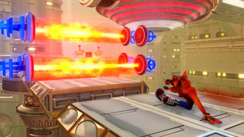 Crash Bandicoot recebe nova fase, melhorias no load e suporte ao HDR