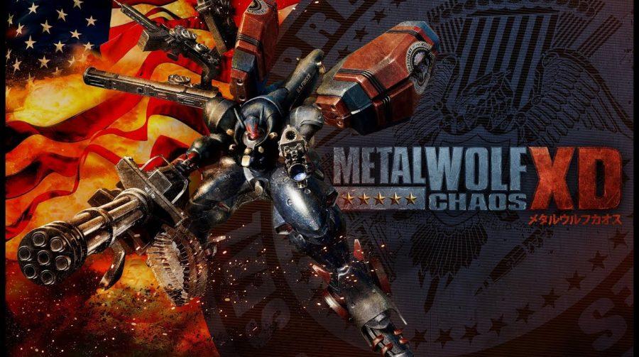 É real! Metal Wolf Chaos DX será lançado para PS4 no fim do ano