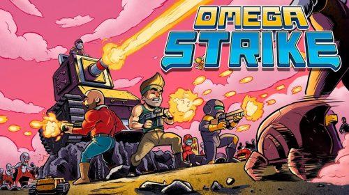 Omega Strike chega ao PS4 em 12 de junho; Veja trailer de lançamento