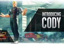 Cody Street Fighter V