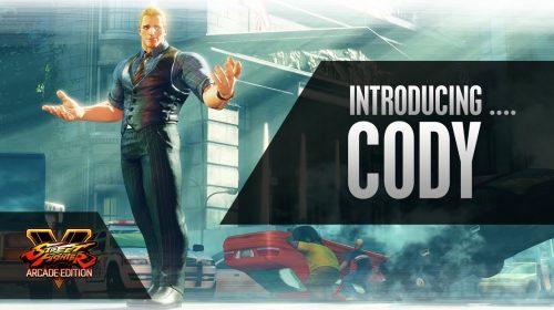 Cody ganha novo vídeo de gameplay em Street Fighter V Arcade Edition