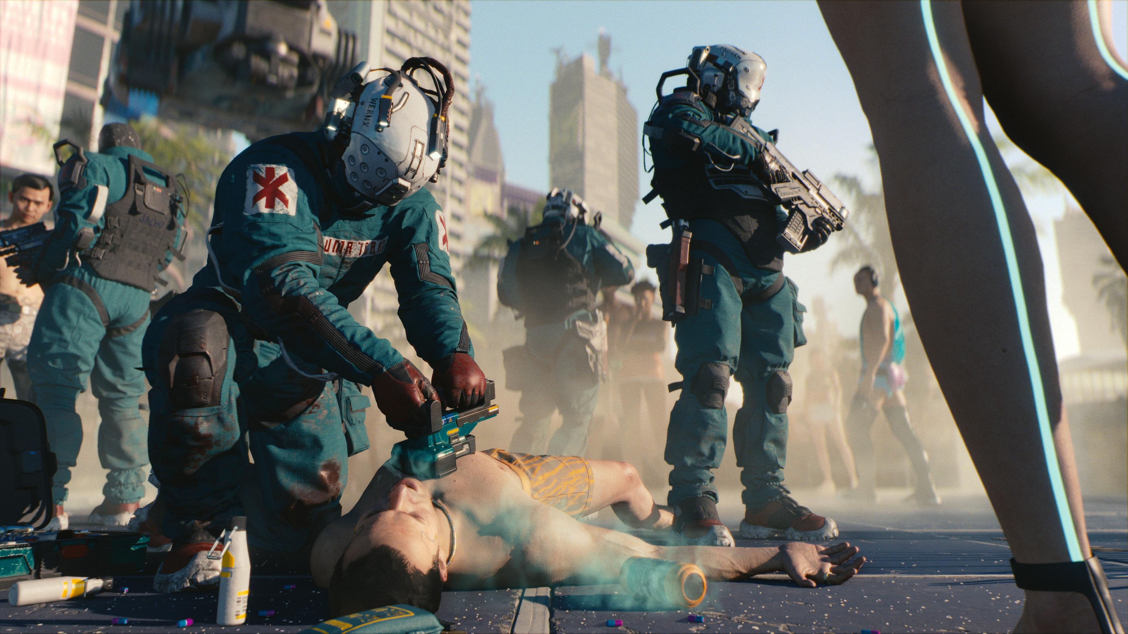 Cyberpunk 2077: DEMO revelada na E3 2018 estava em pré-alfa 1
