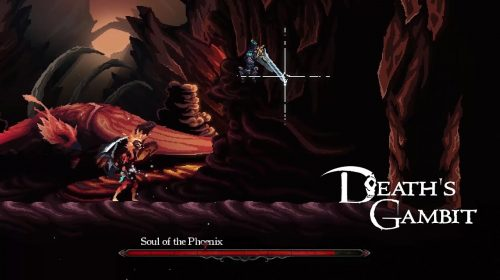 Desafiador! Novo vídeo destaca mecânicas de Death's Gambit