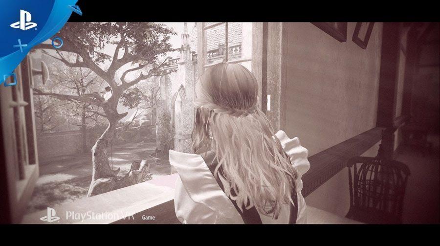 Déraciné é o novo jogo da From Software para PS4