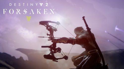 [Testamos na E3] Destiny 2 Forsaken promete levar o game a um outro nível