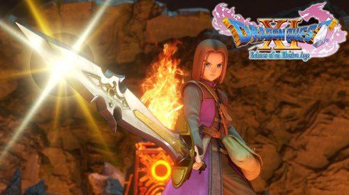 Dragon Quest XI recebe novo trailer; lançamento em setembro