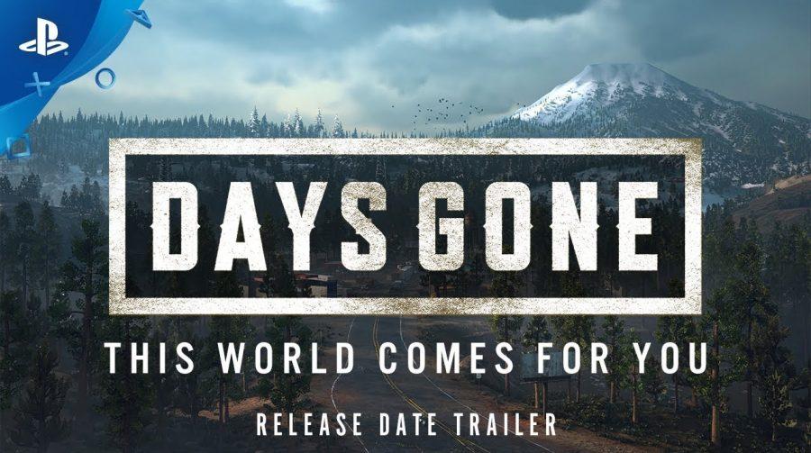Sony anuncia: Days Gone chega ao PS4 em 22 de fevereiro de 2019