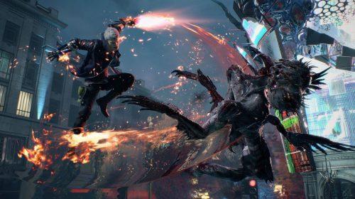 Jogamos! Devil May Cry 5 tem combate estiloso e divertido