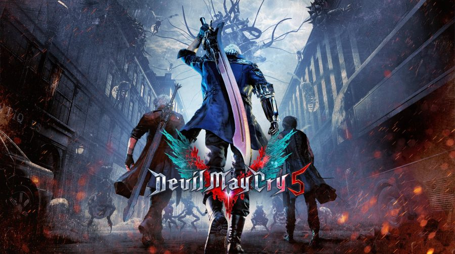 Devil May Cry 5 se passa após eventos de Devil May Cry 2