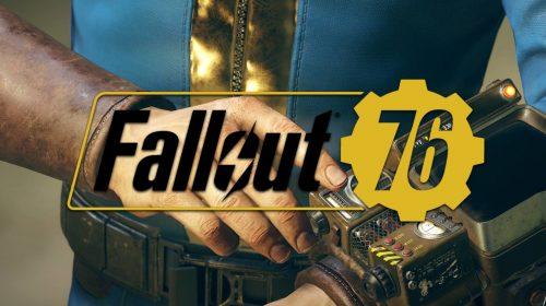 Bethesda confirma que Fallout 76 não terá crossplay