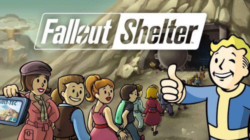 Bethesda move ação contra Warner por suposto plágio de Fallout Shelter