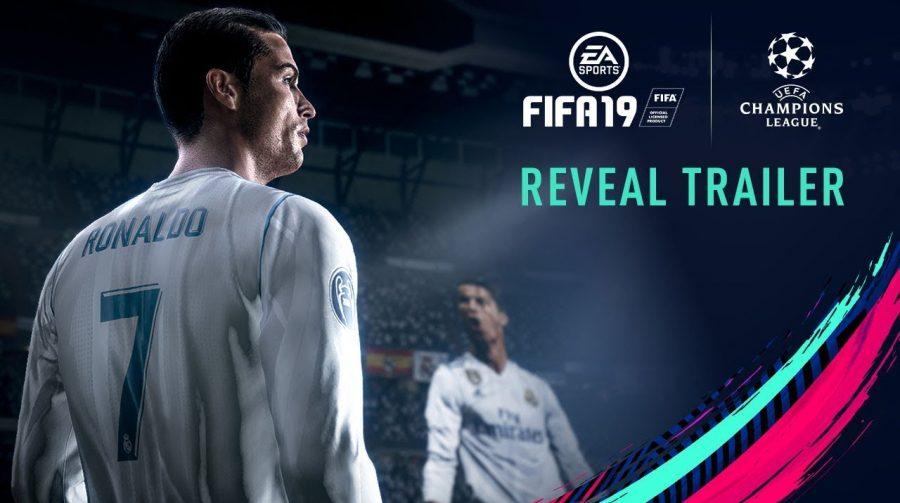 EA anuncia UEFA Champions League para o FIFA 19