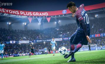 FIFA 19 Neymar