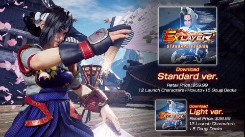 Fighting EX Layer, 'sucessor' de Street Fighter EX, chega ao PS4