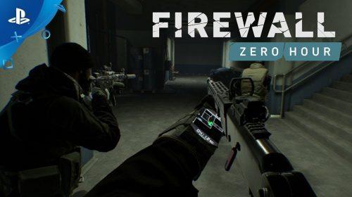 Com gameplay, Sony revela que Firewall Zero Hour chegará ao PS4 em agosto