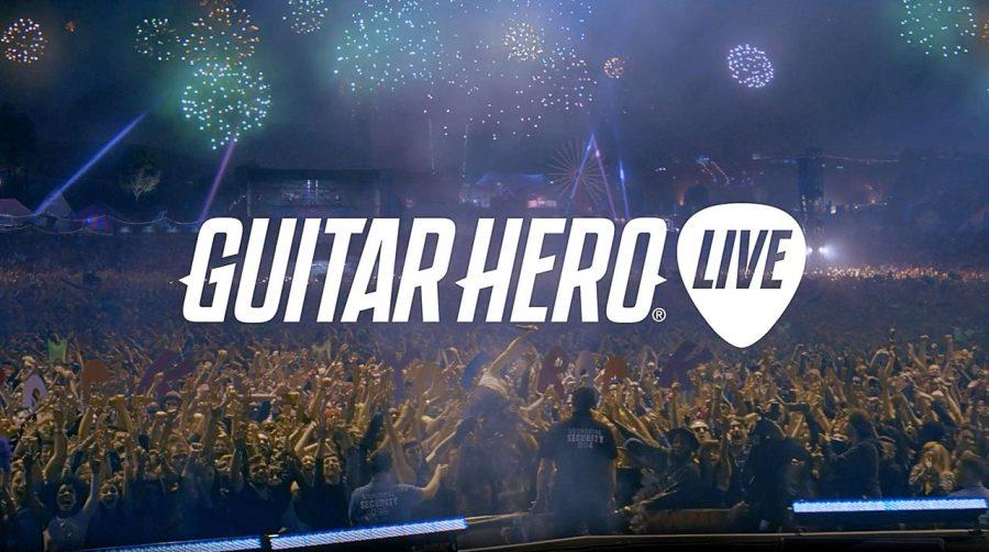 Servidores de Guitar Hero Live serão fechados em dezembro