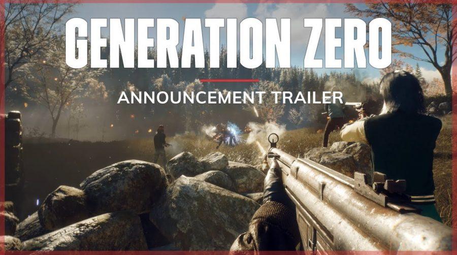 Avalanche Studios revela Generation Zero, um FPS de mundo aberto