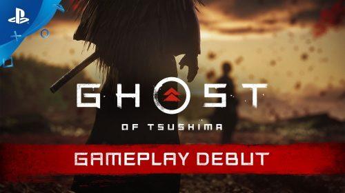 DEMO de Ghost of Tsushima foi uma