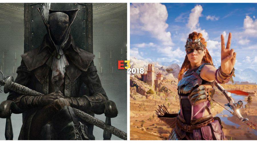 Sony pode anunciar Bloodborne 2 e Horizon Zero Dawn 2 na E3 2018?